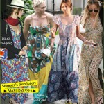 Easy Summer Trend: Maxi Dress!