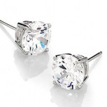 Fashion Friday: Diamond Studs!