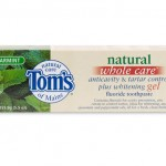 Tom's Of Maine Toothpaste!