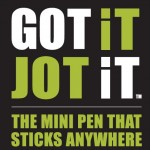 Got It Jot It!