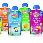 Earth&#8217;s Best Baby Food Pouches!