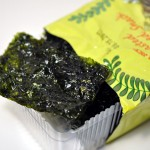 Roasted Seaweed Snacks!