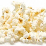 Coconut Oil Popcorn!